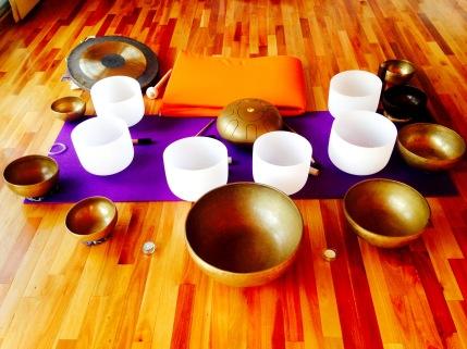 meditacion cuencos