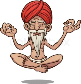 6978054-cartoon-floating-guru